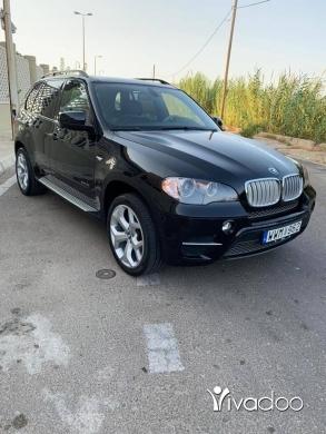 BMW in Tripoli - X5 2011 5.0