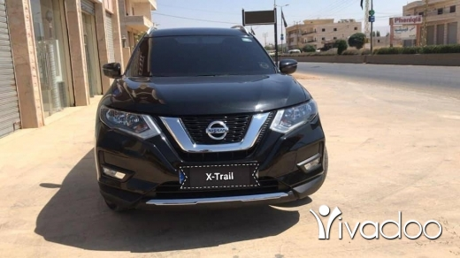 Nissan in Tripoli - X-Trail 2018