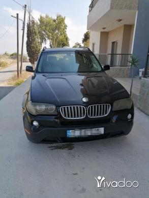 BMW in Tripoli - X3 2007 3.0si black