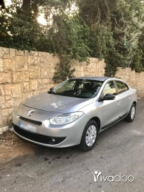 Renault in Beirut City - Renault Fluence 2011
