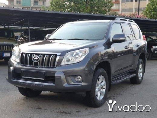 Toyota in Beirut City - 2013 Prado in perfect condition