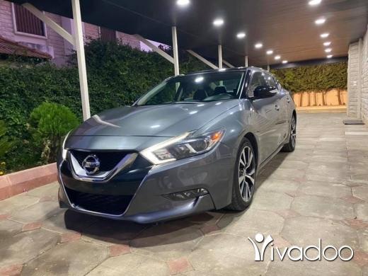 Nissan in Beirut City - Nissan Maxima 2016 RYMCO شركة لبنانية