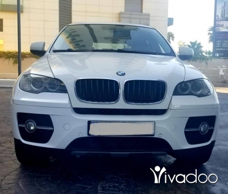 BMW in Beirut City - 2012 BMW X6 Fully loaded Company Source excellent Condition
