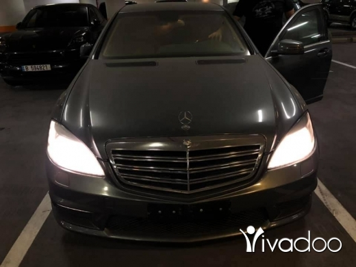 Mercedes-Benz in Tripoli - ‎s600 v12 Twin Turbo B7 السعر بدولار نقدي‎