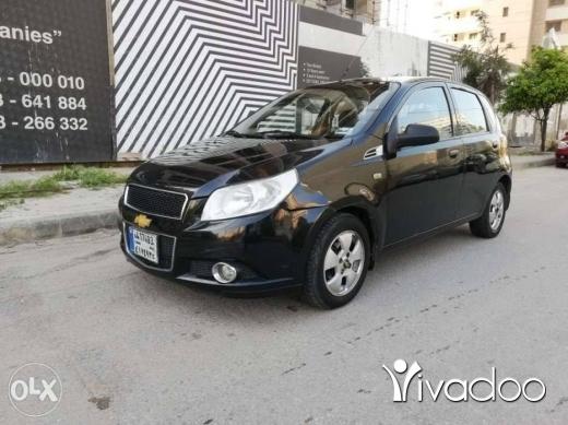 Chevrolet in Beirut City - Cheverolet Aveo 2009