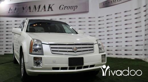 Cadillac in Tripoli - Cadillac SRX year 2004 $4000