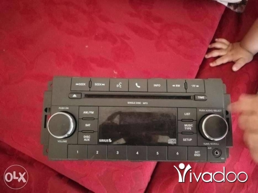Other Goods in Tripoli - radio grand cherokee aw Dodge challenger