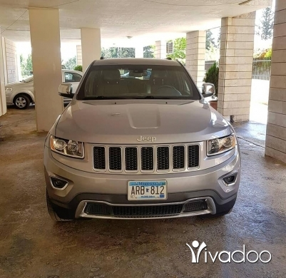 Jeep in Beirut City - Jeep grand cherokee limited 2014 very clean fully loaded for more info call : 76019980