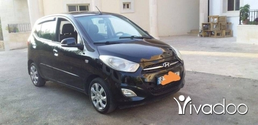 Honda in Beirut City - I10 2013