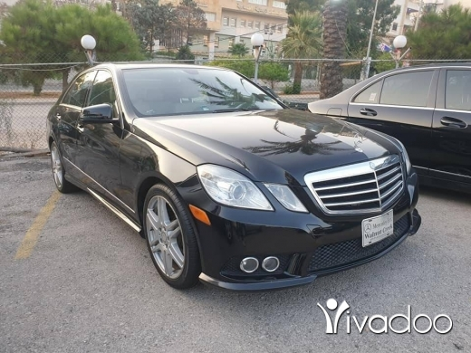 Mercedes-Benz in Beirut City - 2010 mercedes E350 Amg pkg ☎️ 03939299 ☎️