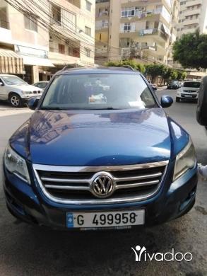 Volkswagen in Beirut City - Golf Volkswagen tiguan 2009