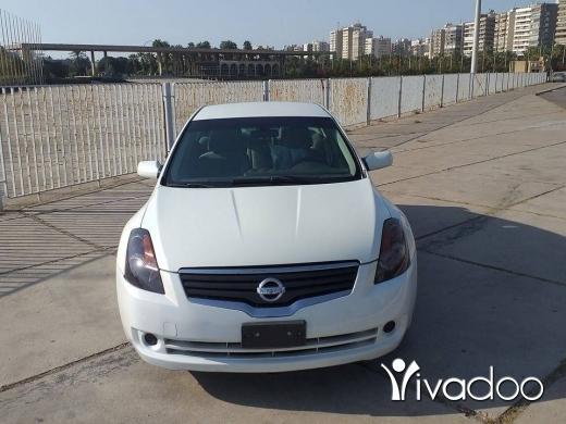 Nissan in Tripoli - Nissan altima