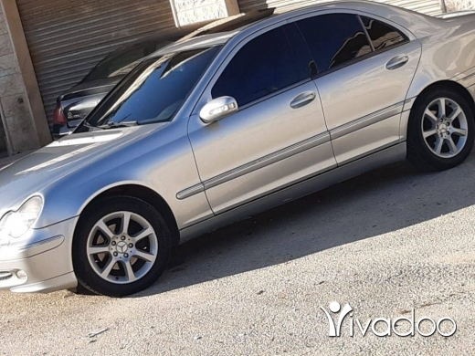 Mercedes-Benz in Chtaura - سيارة بيت