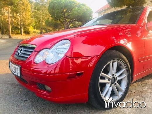 Mercedes-Benz in Beirut City - mercedes comprassor c230 200w