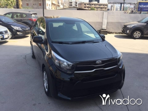 Kia in Beirut City - Kia picanto 2018