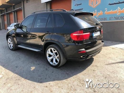 BMW in Beirut City - X5 2008 v6