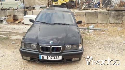 BMW in Beirut City - BMW boy 96 ful op automatic
