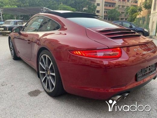 Porsche in Beirut City - Porsche 911 S 2012 20000km