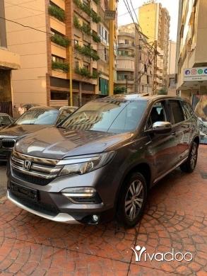 Honda in Beirut City - Honda Pilot 2016