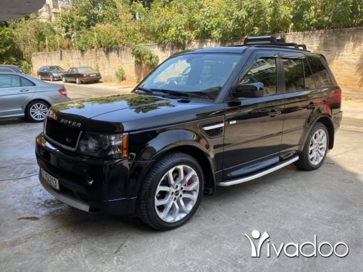 Rover in Beirut City - Range Rover sport