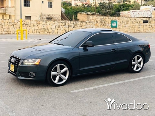 Audi in Beirut City - aydi a5 coupe 2009 clean carfax ajnabiye for inf: 71010821