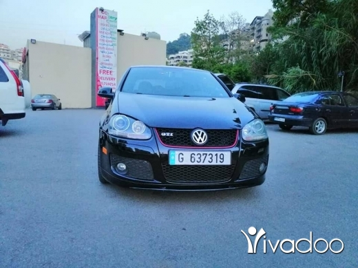 Volkswagen in Beirut City - Golf gti 2009 tsi