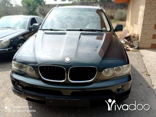 BMW in Beirut City - X5 model 2005 03989203