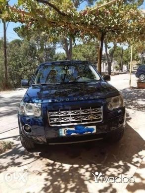Rover in Beirut City - Land Rover LR2