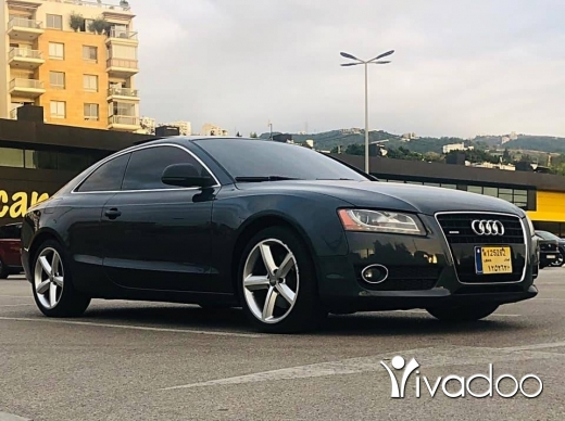 Audi in Beirut City - audi a5 coupe 2009 clean carfax for inf: 71010821