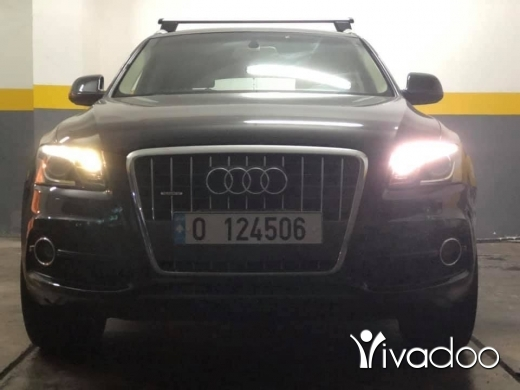 Audi in Beirut City - Audi q5 s-sline 2010 clean. For info 81868792
