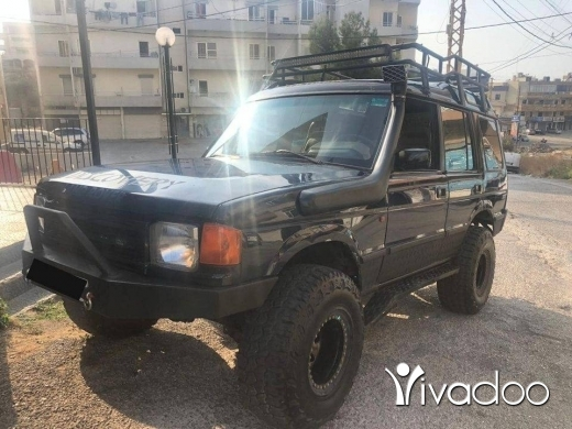 Rover in Beirut City - Land rover discovery 1994