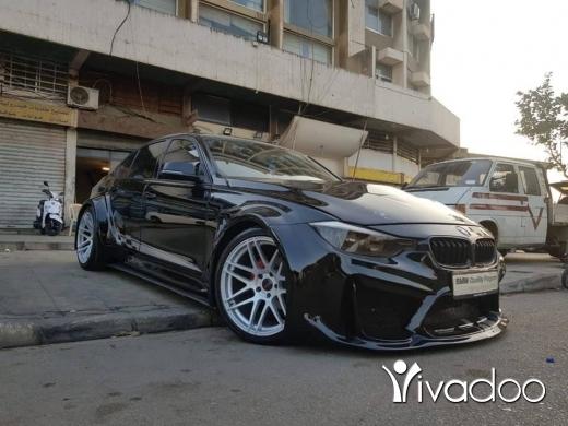BMW in Tripoli - F30 2013