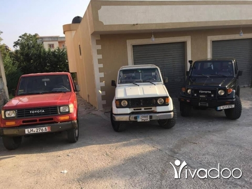 Toyota in Beirut City - Toyota land cruiser for sales