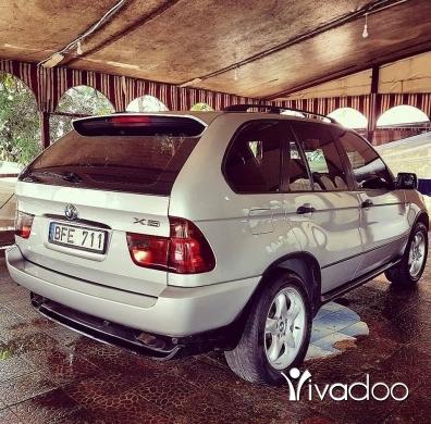 BMW in Tripoli - X5 model 2002