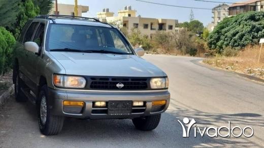 Nissan in Tripoli - Jeep nissan 97