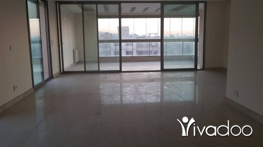 Apartments in Jal el-Dib - A 220 m2 decorated apartment with a terrace and a view for sale in Jal El Dib