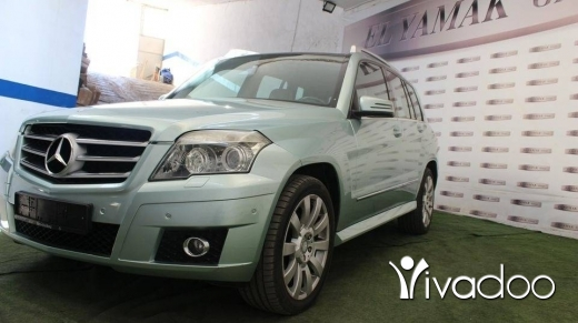 Mercedes-Benz in Tripoli - Mercedes GLK year 2009 Designo Package