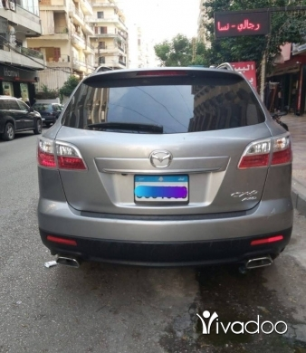 Mazda in Tripoli - Mazda CX9 2010