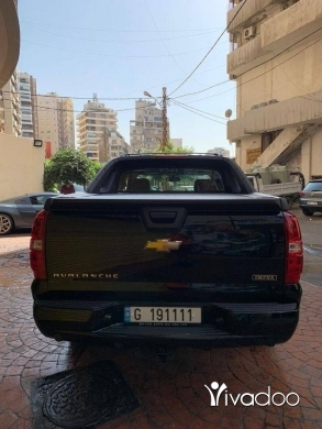 Chevrolet in Beirut City - Chevrolet Avalanche Z71 2008 (IMPEX)