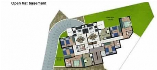 Apartments in Nakhleh - Apartment with 125 sqm Terrace for Sale in Al Koura