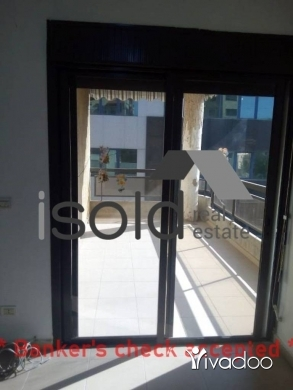 Apartments in Furn el-Chebbak - A 95 m2 apartment having an open mountain/sea view for sale in Forn el chebak