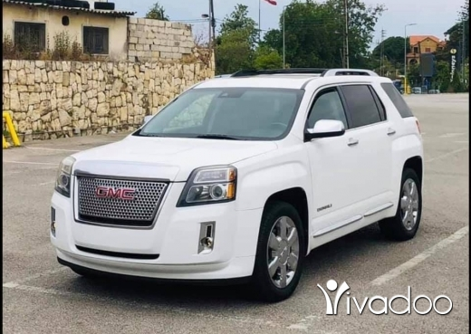 CMC in Beirut City - gmc terrain denali 2013 ajnabe like new for inf: 71010821