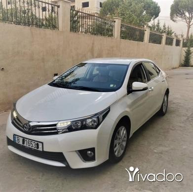 Toyota in Chtaura - Toyota Corolla BUMC Full option