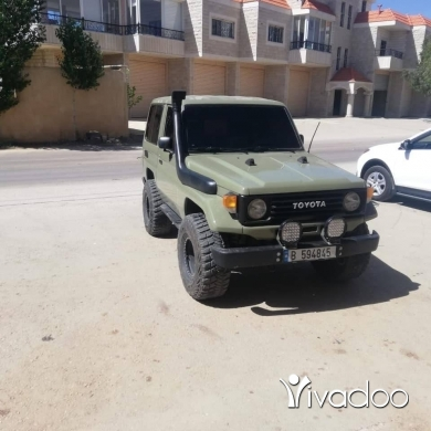 Toyota in Beirut City - Toyota land cruiser fj70 for sale