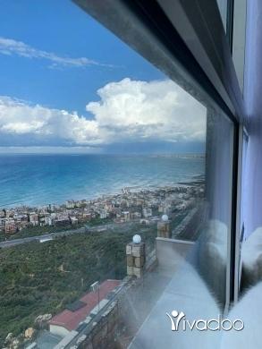 Apartments in Tripoli - شقة للبيع في البلمند باطلالة بحرية مميزة