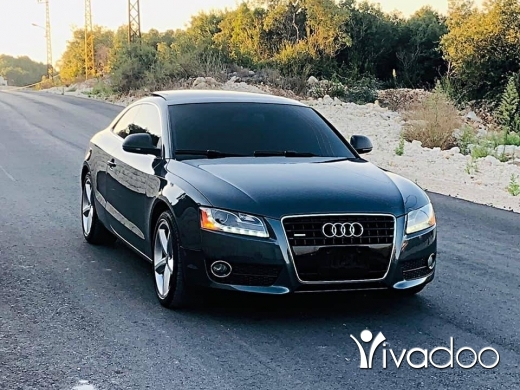 Audi in Beirut City - audi a5 coule clean carfax ajnabiye for inf: 71010821