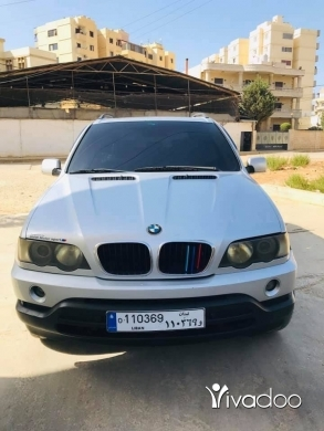 BMW in Tripoli - X5 2001 3.0