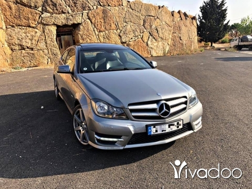 Mercedes-Benz in Beirut City - Mercedes benz C-class 2012 tgf source and maintenance LOW MILEAGE