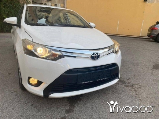 Jeep in Beirut City - Toyota yaris 2014 26000km full option