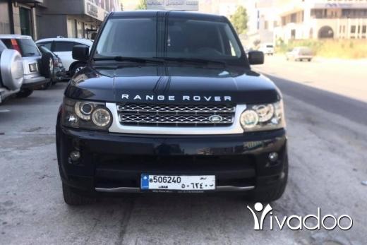 Rover in Tripoli - Range rover 2008 look 2012